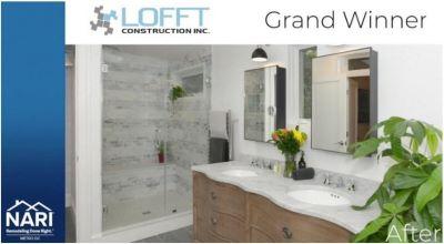 NARI 2021 Grand Winner - Bathroom 2